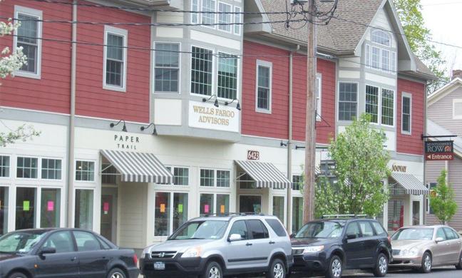 Montgomery Row Buildings